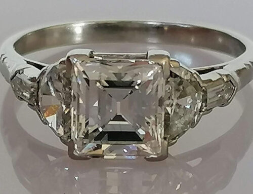 Diamonds and Emeralds sparkle in April auction