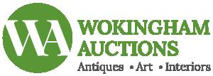 Wokingham Auctions Logo